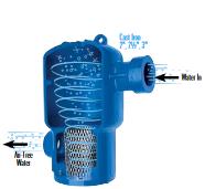 مشخصات فنی گاز سپراتور